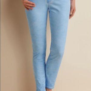 Soft surroundings ocean tide jeans size xl pants